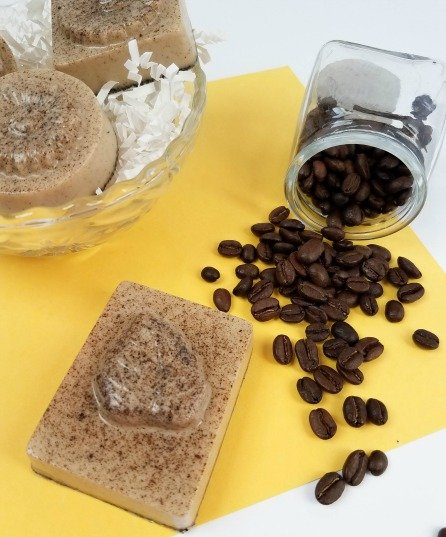 Hazelnut Coffee Soap